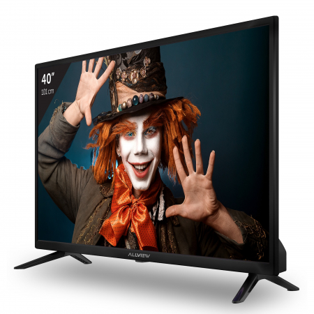 Televizor LED Allview, 101 cm, 40ATC5000, Full HD, Clasa A+ [2]