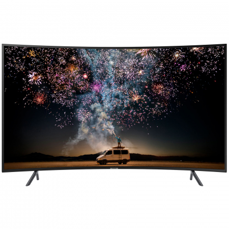 Televizor LED Curbat Smart Samsung, 163 cm, 65RU7302, 4K Ultra HD, Clasa A+ [1]