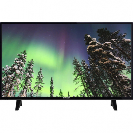 Televizor LED Finlux 98 cm 39HD5000, Smart TV, HD Ready, Clasa A+, Negru0