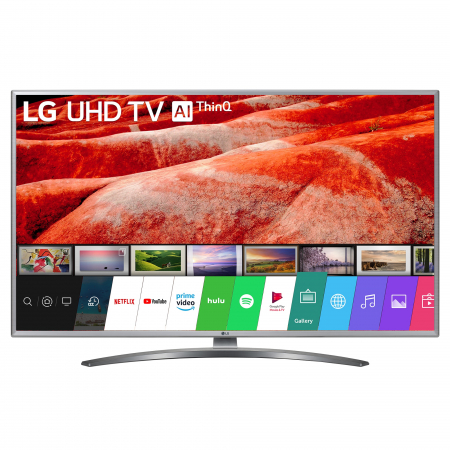 Televizor LED Smart LG, 108 cm, 43UM7600PLB, 4K Ultra HD0