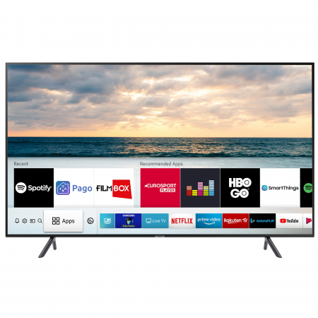 Televizor LED Smart Samsung, 146 cm, 58RU7102, 4K Ultra HD, Clasa A [0]