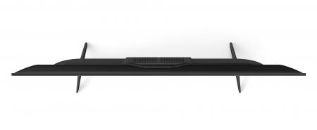 Televizor LED Smart TCL 43P610, 109 cm, 4K Ultra HD, Clasa F, Argintiu [3]