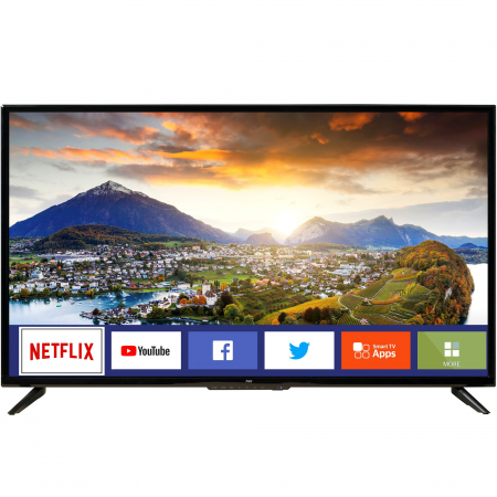 Televizor Nei 39NE4700, 99 cm, Smart, HD, LED, Clasa A+0