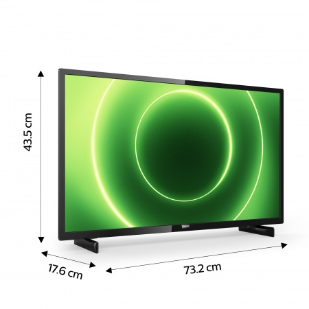 Televizor Philips 32PFS6805/12, 80 cm, Smart, Full HD, LED, Clasa F [9]
