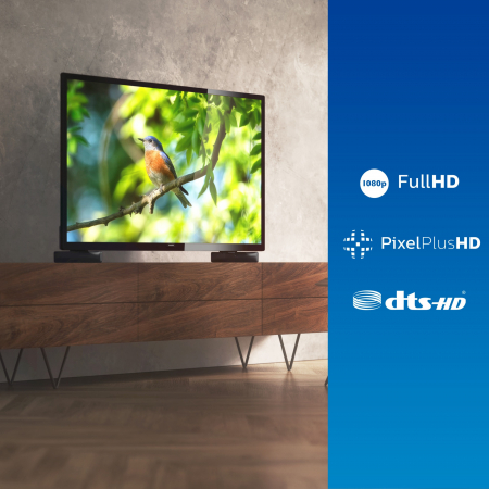 Televizor Philips 32PFS6805/12, 80 cm, Smart, Full HD, LED, Clasa F [6]