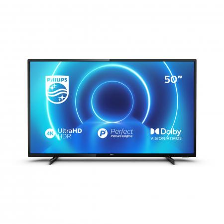 Televizor Philips 50PUS7505/12, 126 cm, Smart, 4K Ultra HD, LED, Clasa G [2]