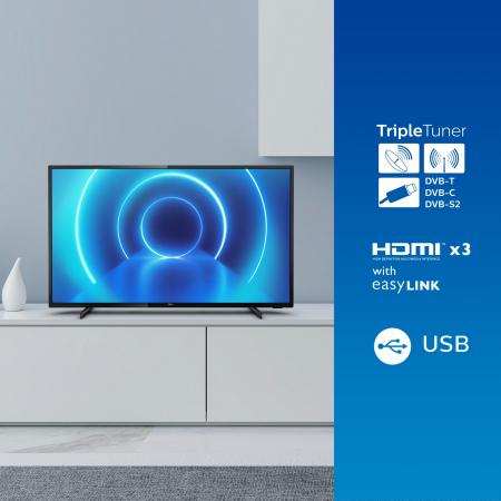Televizor Philips 50PUS7505/12, 126 cm, Smart, 4K Ultra HD, LED, Clasa G [7]