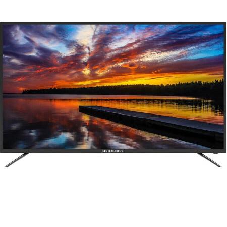 Televizor Smart LED, Schneider 32SC470K, 81 cm, HD, Slot CI, Wifi
