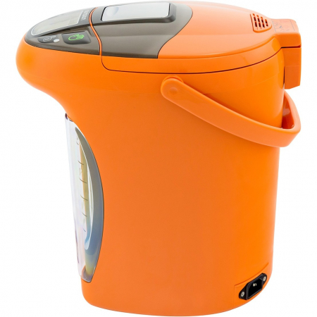 Thermopot Oursson TP4310PD/OR, fierbator + termos electric, 750 W, 4.3 l, Portocaliu [1]