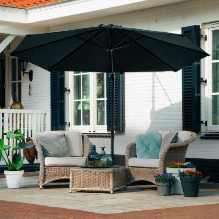 Umbrela de protectie solara pentru gradina, GP501XX, 300cm [1]