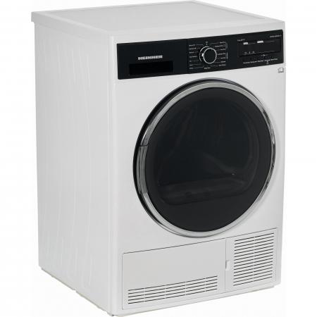 Uscator de rufe cu pompa de caldura Heinner HHPD-V804A++, 8 kg, 15 Programe, Display LED, Baby Care, Clasa A++, Alb1