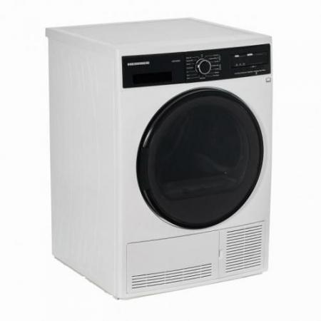 Uscator de rufe Heinner HCD-V804B, Condensare, 8 kg, 15 Programe, Clasa B, Display LED, Baby Care, Alb1