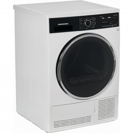 Uscator de rufe Heinner HHPD-V904A++, Pompa de caldura, 9 kg, 15 programe, Clasa A++, Display LED, Lumina cuva, Alb1