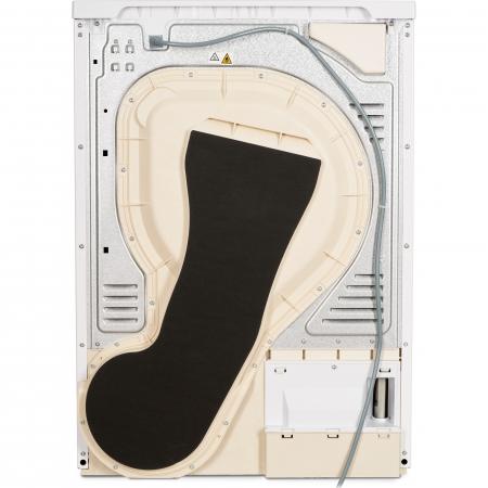 Uscator de rufe Heinner HHPD-V904A++, Pompa de caldura, 9 kg, 15 programe, Clasa A++, Display LED, Lumina cuva, Alb2