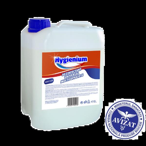 Dezinfectant Universal Multisuprafete 5L 0