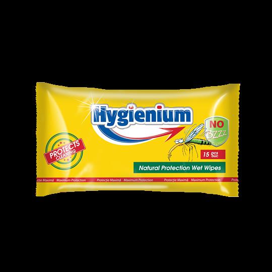 HYGIENIUM SERVETELE UMEDE 15 BUC NO BZZZ 0
