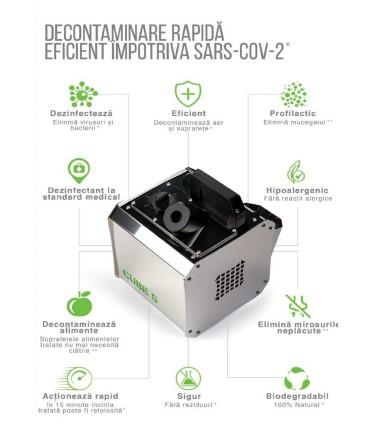 Nebulizator dezinfectie 3D CUBE S1