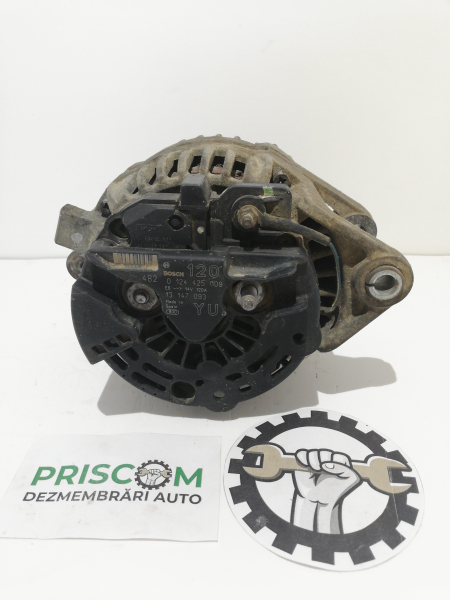 Alternator OPEL VECTRA C 1.8 BENZINA 2008 0124425009/13147093 0