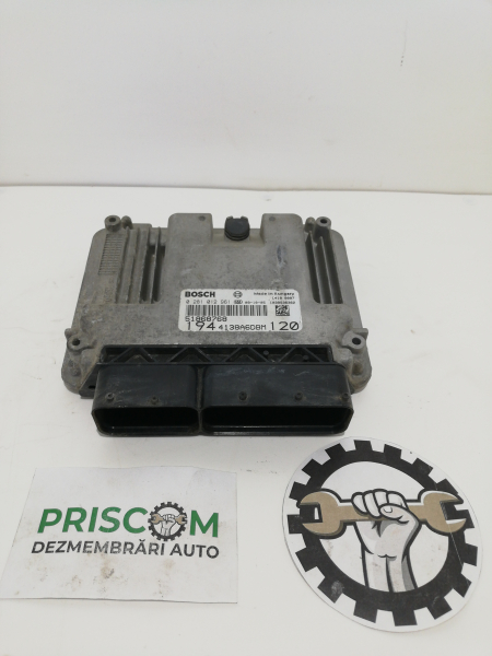 Ecu Calculator Motor Fiat 1.9 Jtd 0281012961 0