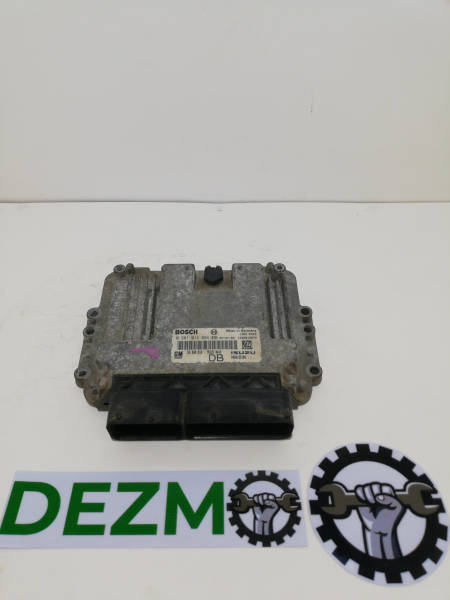 Ecu Calculator Motor Opel Astra H 1.7 Cdti 281012694 0