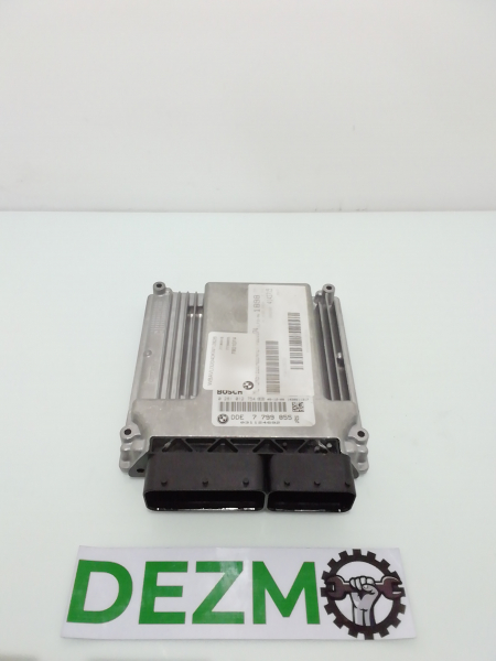 Calculator motor ECU BMW 320[E91] 7799855 0