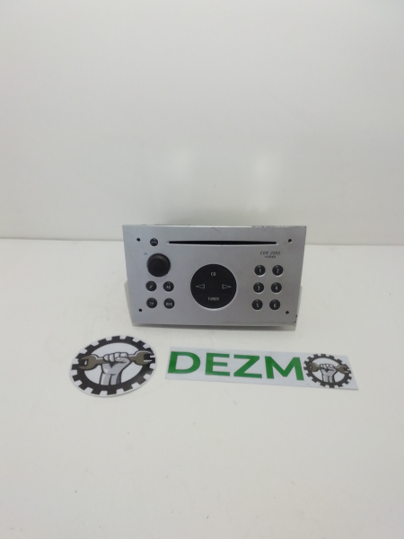 Radio CD Opel Vectra C CDR 2005 VDO 0