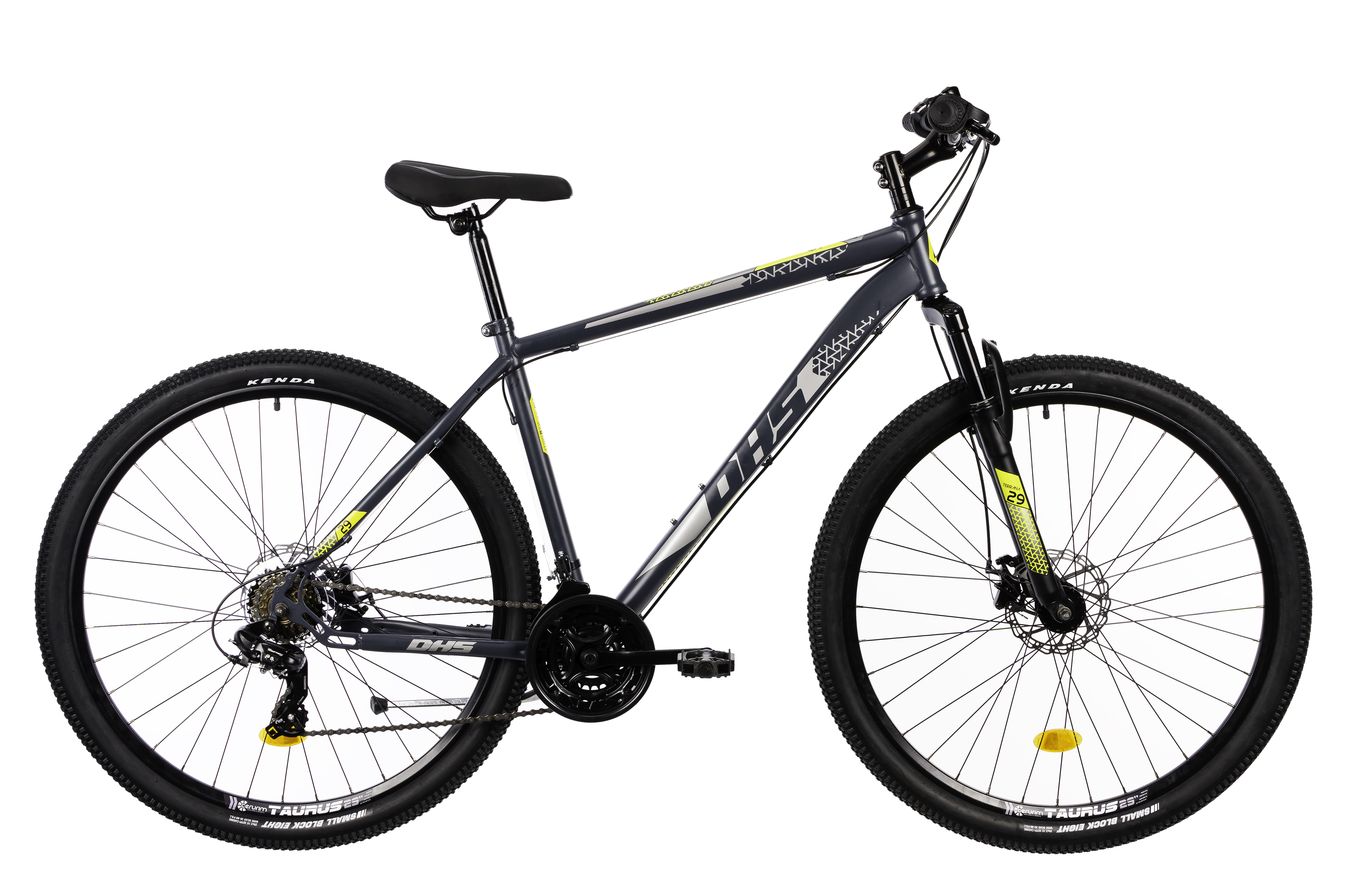 Bicicleta Mtb Terrana 2905 - 29 Inch, M, Gri [0]