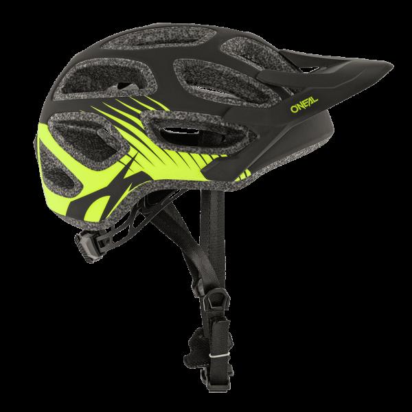 Casca ciclism O'Neal Thunderball Airy, neagra/galben-neon, XXS-M.52-57cm 1