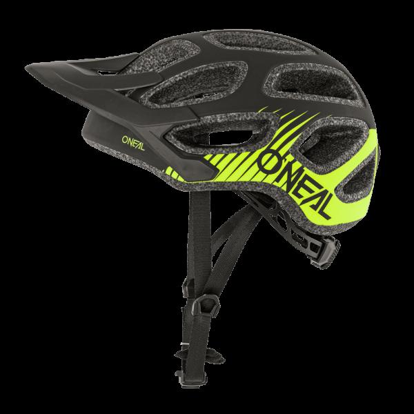 Casca ciclism O'Neal Thunderball Airy, neagra/galben-neon, XXS-M.52-57cm 0