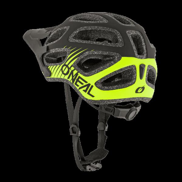 Casca ciclism O'Neal Thunderball Airy, neagra/galben-neon, XXS-M.52-57cm 2