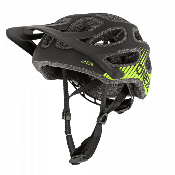 Casca ciclism O'Neal Thunderball Airy, neagra/galben-neon, XXS-M.52-57cm 3