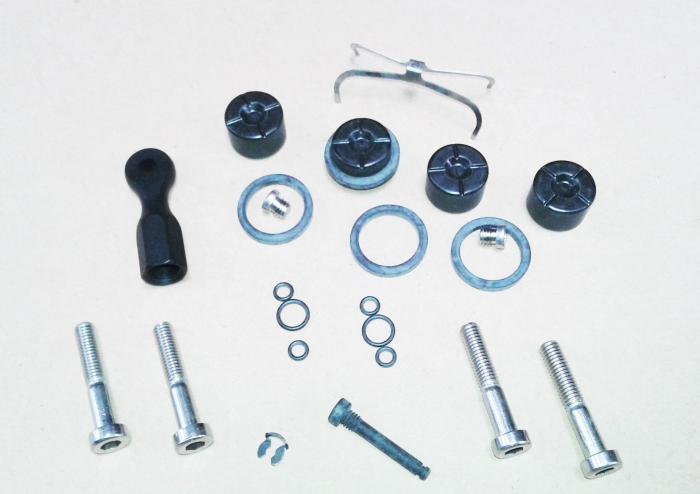 08-10 Code Caliper Spare Parts Kit Qty 1 Caliper (Code & Code 5) 2