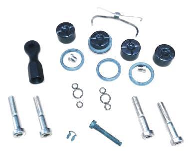 08-10 Code Caliper Spare Parts Kit Qty 1 Caliper (Code & Code 5) 0