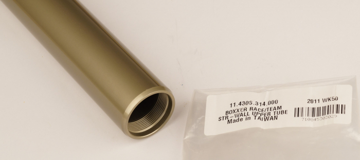 08 Boxxer (32Mm) Straight-Wall Upper Tube Qty 1 2