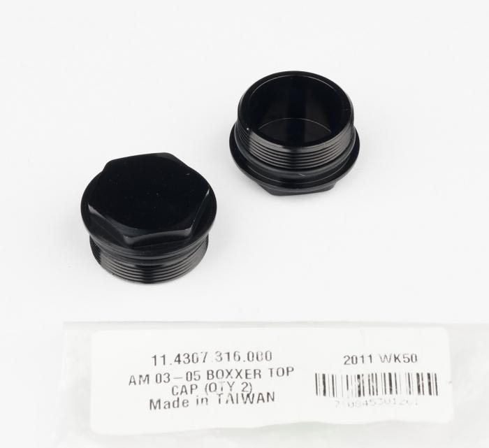 08 Boxxer (32Mm) Top Cap (Qty 2) [1]