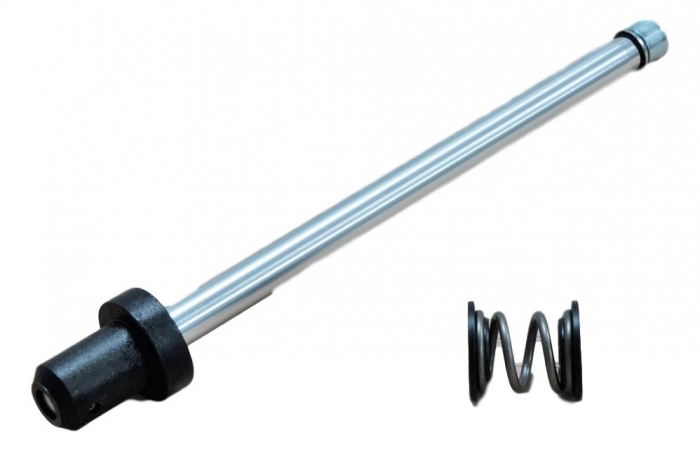 09 Tora 120 Fixed Coil Shaft/Negative Spring 0