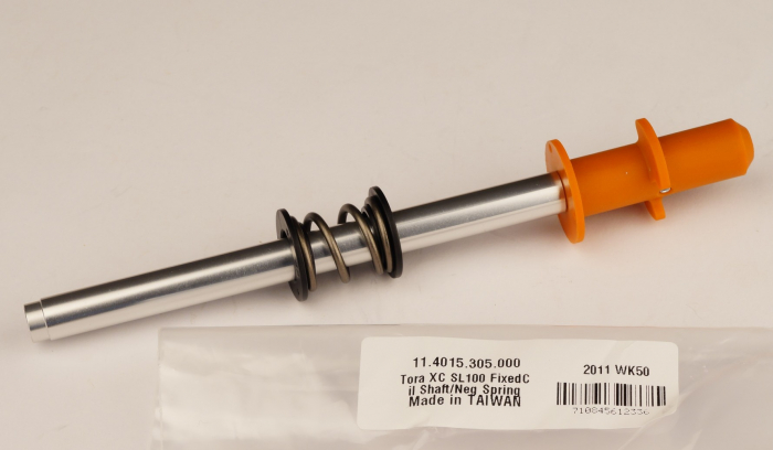 09 Tora Xc, Sl, 100 Fixed Coil Shaft/Negative Spring 1