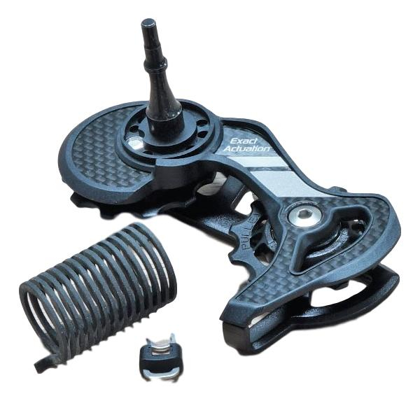 11 Rear Derailleur X7 10 Speed Short Cage Assembly [0]