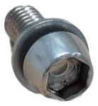 11 Rear Derailleur X9 Cable Anchor Bolt / Washer Kit Qty1 [0]