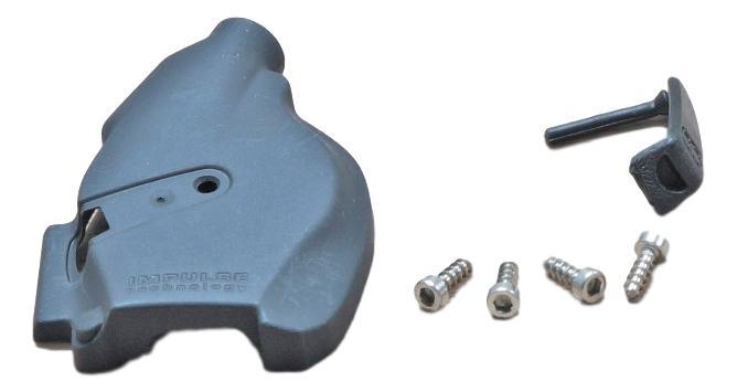 2010 X7 Trigger Cover Kit Right Black 0