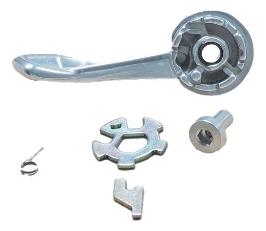 2010 X7 Trigger Pull Lever Kit Left 0