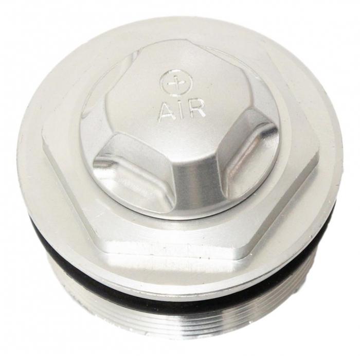 32Mm Air Top Cap Assy, Silver 0