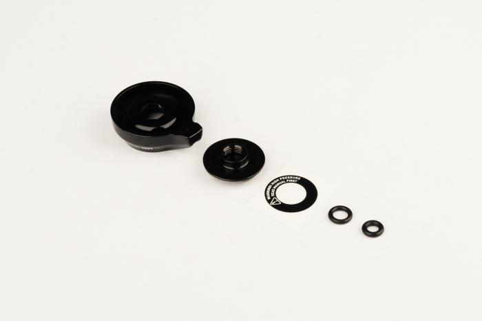 Adjuster Knob Aluminum, Dual Position Air - 2011-2012 Revelation 1