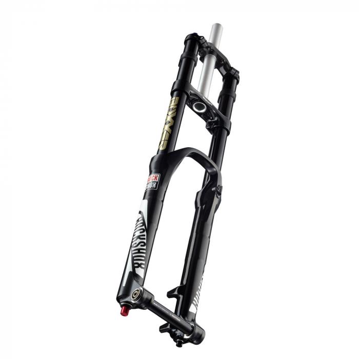 Furca Bicicleta Suspensie Rs Boxxer Rc  - Coil 200 Maxle DH Black MotionControl, PM, 200mm 2