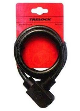 Antifurt Bicicleta Trelock Tk 55-10, 550 Mm /10 Mm 0