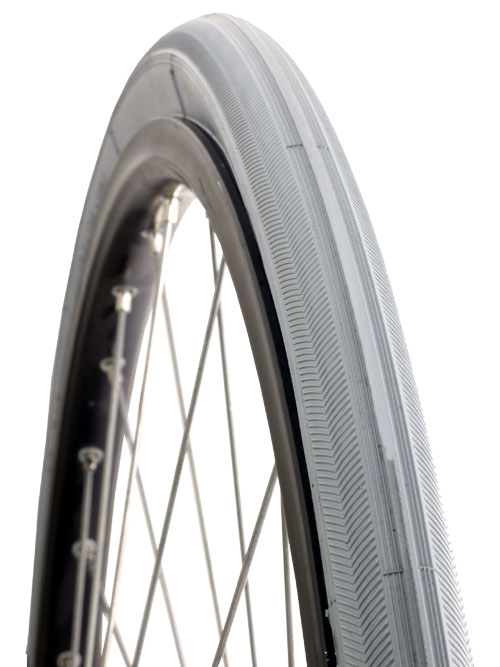 Anvelopa Bicicleta Mitas 24 X 1 3/8 X 1 1/4,(32-540),V23 Rib,Pre-Clasic,450G,Gri [0]