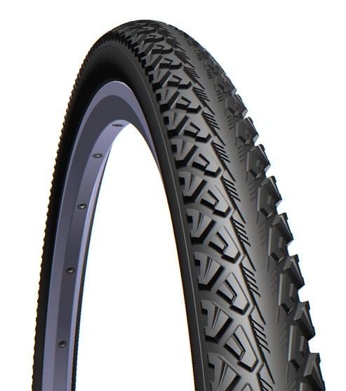 Anvelopa Bicicleta Mitas 24 X 1.75 V81 Shield, 47-507, Clever Face [0]