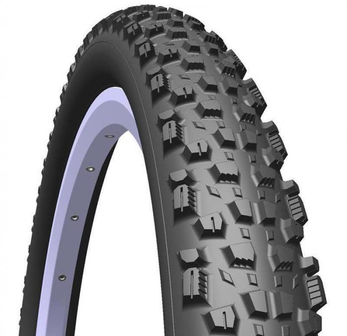 Anvelopa Bicicleta Mitas 26 X 2.45 R10 Kratos, Sport Max /29 Tpi 0