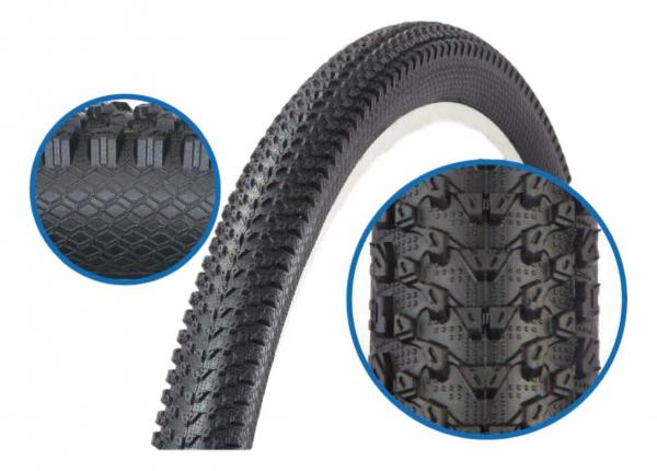 Anvelopa Bicicleta Colinelli 26x2.10, Z55, neagra 0
