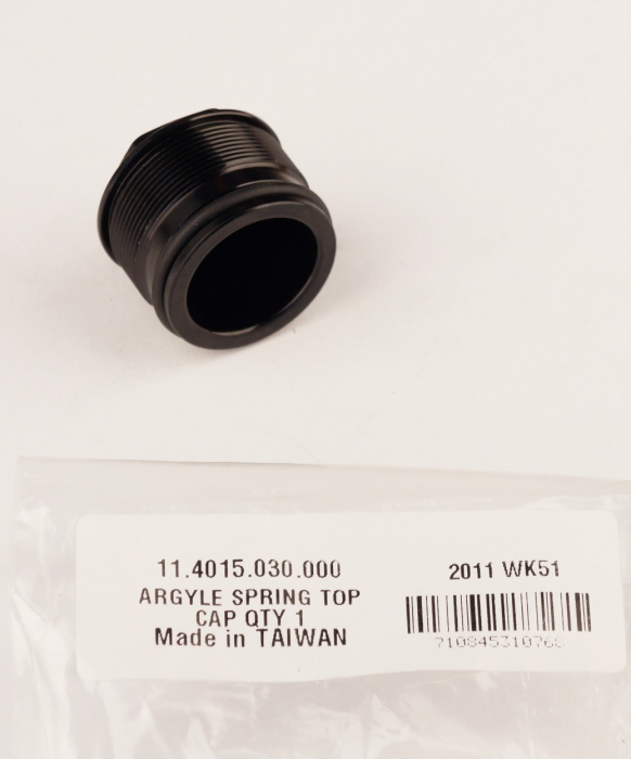 Argyle Spring Top Cap Qty 1 (Steel Upper Tubes Only) [1]